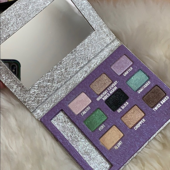 urban decay makeup old school skull palette poshmark